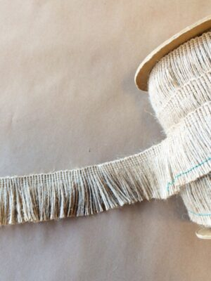 Jute 2in Brush Fringe