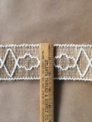 Quincy Jute-Natural Cotton