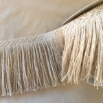 Jute 8in Diamond Fringe
