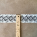 Camlet Wool 2.25-Taupe ruler
