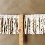 Natural Cotton Bullions ruler