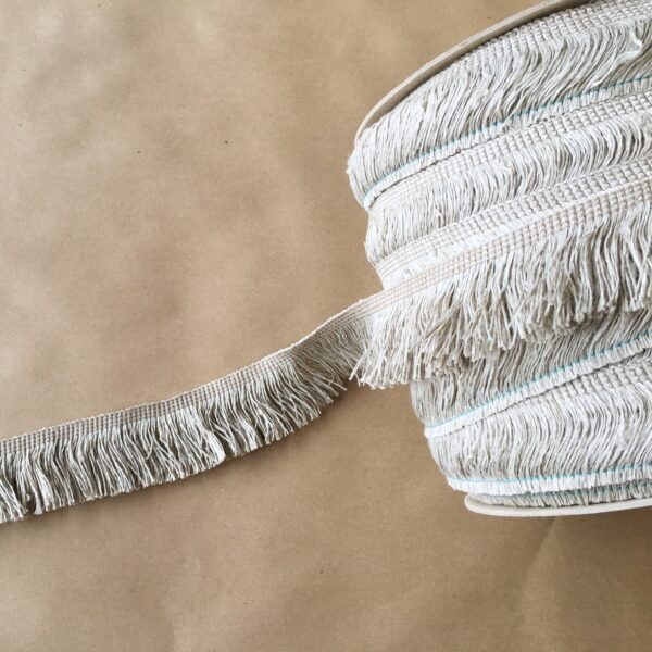 Outdoor Linen 2in Cut Brush Fringe