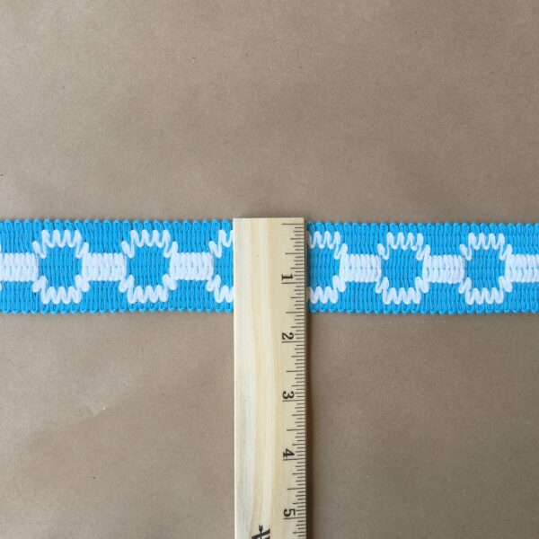 Soho 1.5 Outdoor-Wild Blue ruler