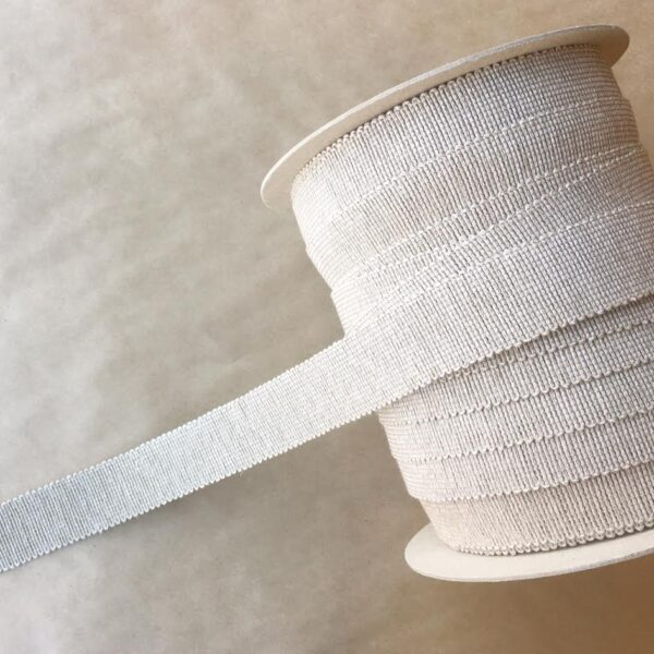 1.5in Nail Head Tape-100% Linen