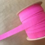 1.5in Nail Head Tape-Fuschia